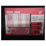 1989-90 Fleer Basketball Michael Jordan #21 Chicago Bulls