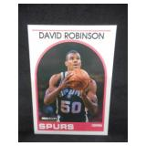 1989-90 Hoops Series 2 David Robinson Rookie #310