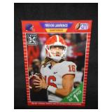 2021 Pro Set Trevor Lawrence Rookie Card #PS1 Mint!!!