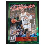 2015-16 Donruss The Dominator LeBron James #22 Serial #804/999