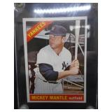 1966 Topps Mickey Mantle #50 New York Yankees L@@K!!!