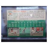 1954 Topps Hoyt Wilhelm #36 Giants Excellent Condition