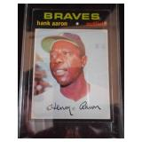 1971 Topps Hank Aaron #400 Very Good L@@K!!!