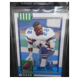 1990 Topps Traded Emmitt Smith Rookie Card #27T Near Mint!!!