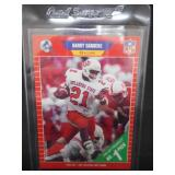1989 Pro Set Barry Sanders Rookie Card #494 Near Mint!!!