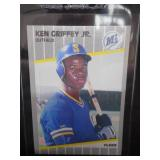 1989 Fleer Ken Griffey Jr. Rookie Card #548 - Near Mint L@@K!!!