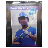 1989 Donruss Ken Griffey Jr. Rookie Card #33 Near Mint L@@K!!!