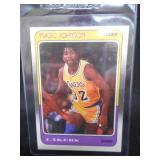 1988 Fleer Magic Johnson #67 Excellent Condition