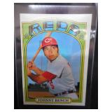 1972 Topps Johnny Bench #433 Excellent Condition
