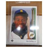 1989 Upper Deck Baseball Factory Set Ken Griffey Jr. Rookie Card