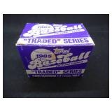 1985 Topps Traded Baseball Set (132) Cards L@@K!!!
