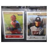 (3) 2002 Joe Mauer Minor League Rookie Cards RARE!!!