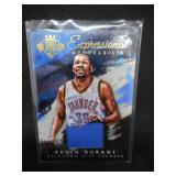 2015-16 Court Kings Jersey Card Kevin Durant Serial #205/299!!!