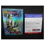 1994 Finest Refractor Gary Anderson Autograph Card PSA/DNA Authentic