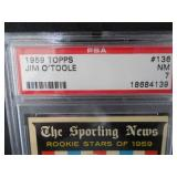 PSA 7 Near Mint Jim O