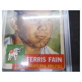 PSA/DNA Authentic Autograph 1953 Topps Ferris Fain L@@K!!!