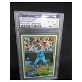 PSA/DNA Authentic Autograph 1981 Topps Bob Horner L@@K!!!