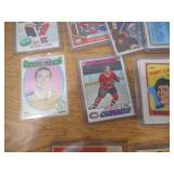 Lot Of 1960s And 1970s Topps Hockey Cards Hofers And More L@@K!!!