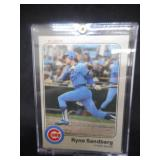 1983 Fleer Ryne Sandberg Rookie Card #507 Near Mint L@@K!!!