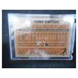 1983 Topps Tony Gwynn Rookie Card #482 Near Mint L@@K!!!