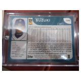 2001 Topps Ichiro Suzuki Rookie Card #726 Near Mint L@@K!!!