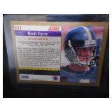 1991 Score Brett Favre Rookie Card #611 Near Mint L@@K!!!