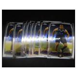 (8) 2014 Topps Chrome Anthony Barr Rookie Cards #161