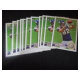 (11) 2011 Topps Kyle Rudolph Rookie Cards #6