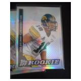 (6) 2006 Topps DP Chrome Refractor Rookies Chad Greenway #131