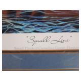 "Terry Redlin S&N ""Squall Line"" # 714/960 26""x34"""