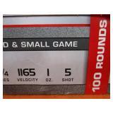 (100) Rounds 20ga. Shotgun Shells