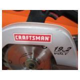 19.2v Craftsman Skill Saw