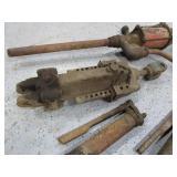 Hydraulic Cylinder, Barrel Pump, Grease Guns