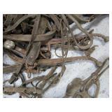 Vintage Horse Hames/Halters/Harnesses