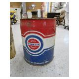 Vintage Steel Cans