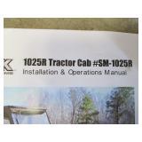 Seizmik Utility Tractor Cab