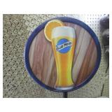 (FS) Blue Moon Beer Double Sided Si...