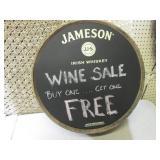 (RMWS) Jameson Irish Whiskey Chalk ...