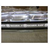 (F-3) Bacardi Flavored Rums Back Ba...