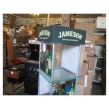 (RMC) Jameson Irish Whiskey Display...
