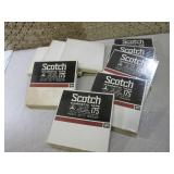 """(BSB) Lot of 9 Scotch 7"""" Reel-To-Re..."""