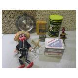 (BSB) Lot of Misc Vintage Etc See P...