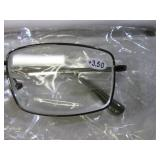 (BSB) 2 Pair of New Reading Glasses...