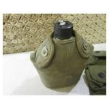 (BSB) Military Canteen and Pouch...