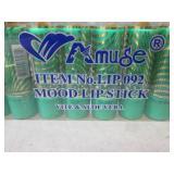 (BSB) Lot of 48 Tubes Amuse Mood Li...