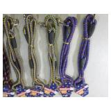 """(F-0) Lot of 11 - 50"""" Rope Type Dog..."""