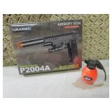 (BSB) Airsoft Gun with Grenade Cont...
