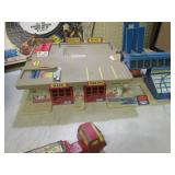 (A-3T) Assorted Vintage Toys...