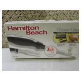 (F-0) Hamilton Beach Electric Knife...