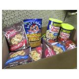 (B-3) Box Full of Assorted Snack Ch...